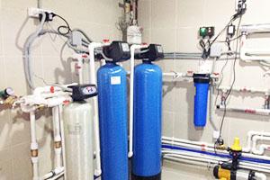 Системы очистки воды, водоочистка загородного дома и коттеджа
