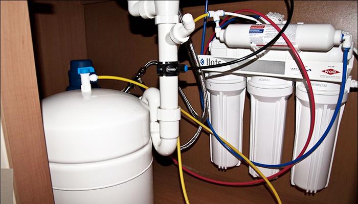 модернизация системы фильтрации
