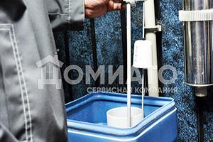 Ремонт системы очистки воды