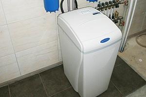 Фильтр WaterBoss в котельной