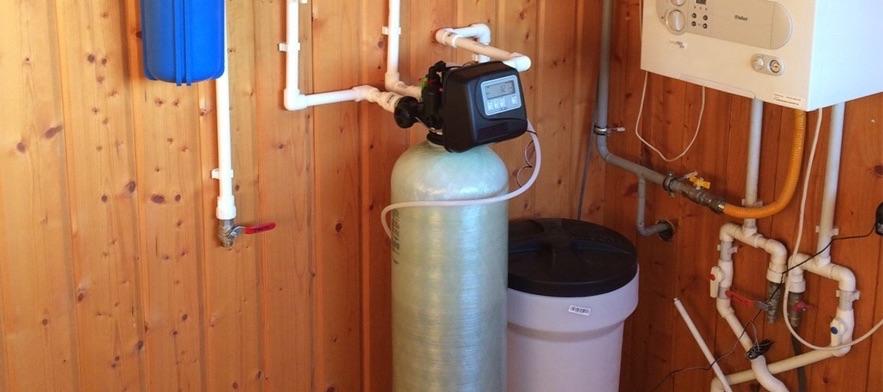 Очистка воды от нитратов из скважины