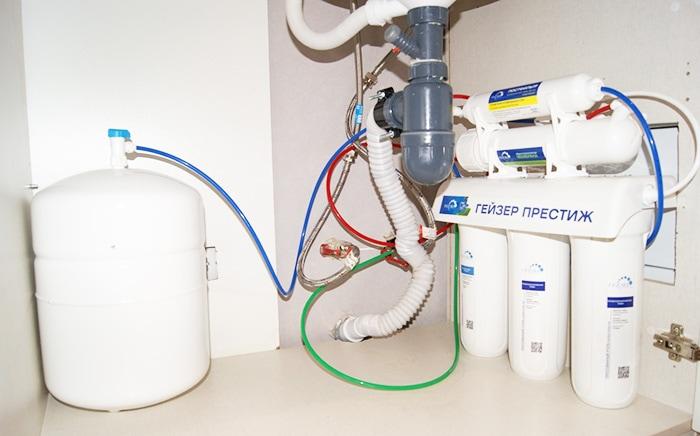 бытовой фильтр для воды в Москве