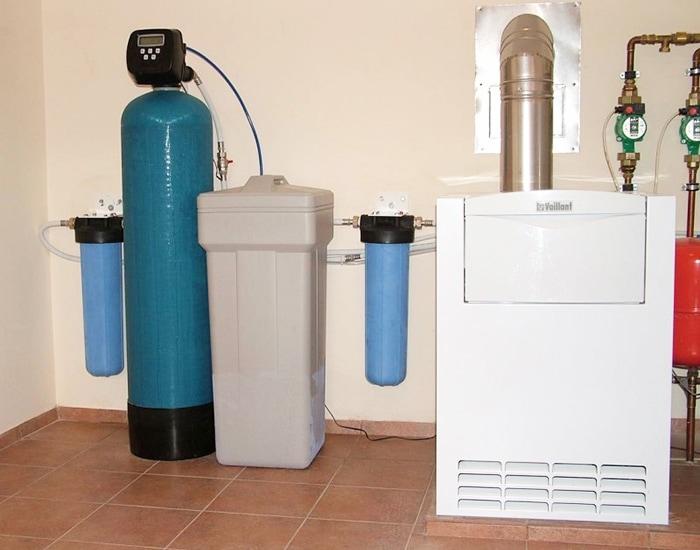 Фильтры для умягчения воды в Москве