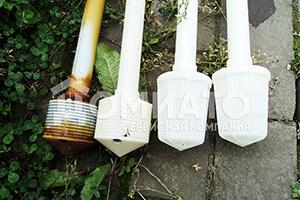 Щелевые водоподъемные трубки старые и новые