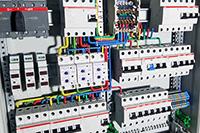 Монтаж системы электромонтажа