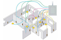 Проектирование систем электромонтажа