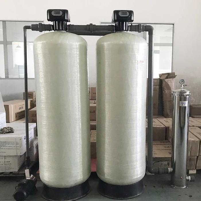 угольные фильтры для очистки воды из скважины