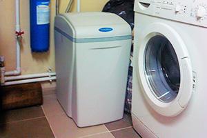 Кабинетный фильтр для очистки воды