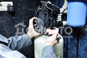 Сервис фильтров для воды
