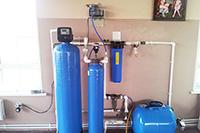 Фильтр аэрации и обезжелезивания воды