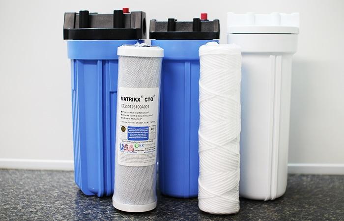 картриджи обезжелезивания воды для фильтров