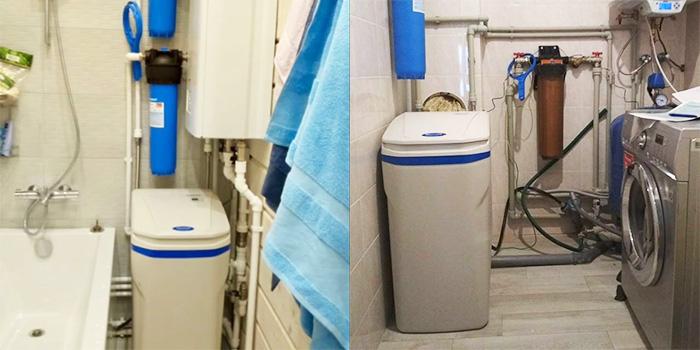 Умягчение воды в квартире
