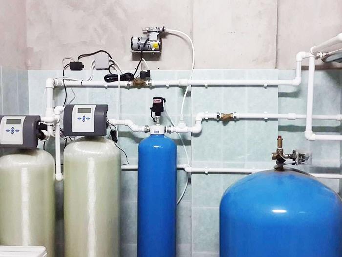 безреагентная очистка воды
