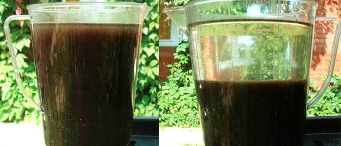 бытовая очистка воды в москве