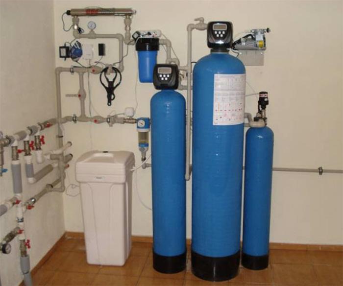 Купить обезжелезивание воды из скважины