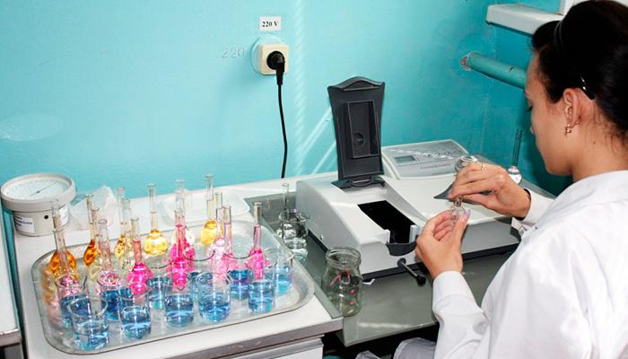 анализ качества сточных вод
