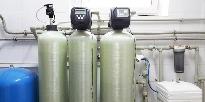 Система очистки воды из скважины