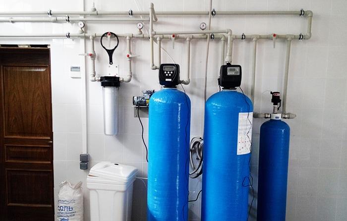 безреагентная установка для очистки воды в Москве