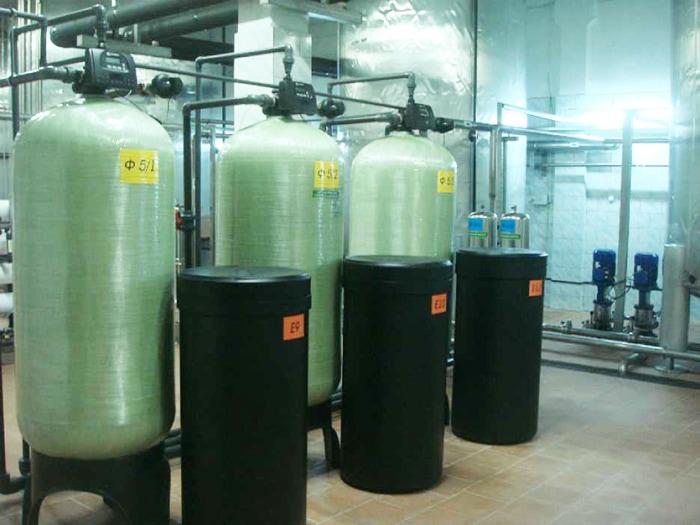 эффективные установки умягчения воды непрерывного действия в Москве