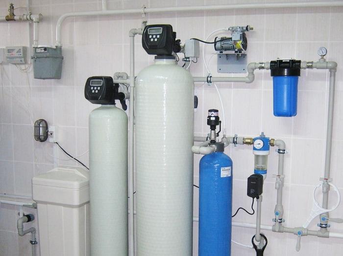 фильтр для очистки воды для загородного дома в Москве