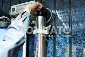 Сервис систем очистки воды