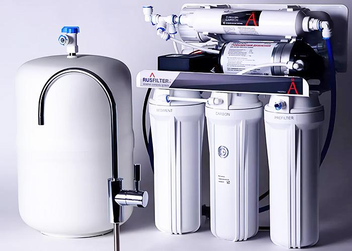 очистка воды в бытовых условиях