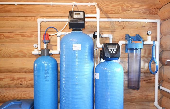 системы очистки воды для дома и дачи